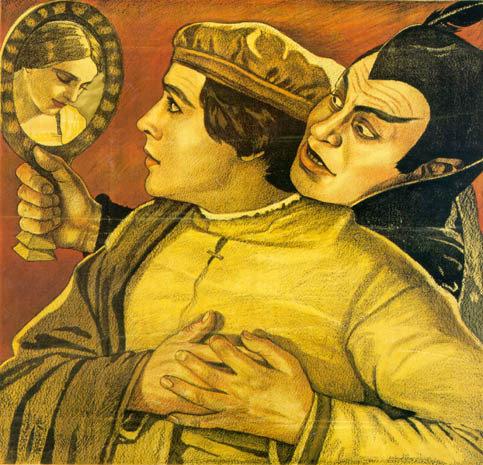 La Damnation de Faust (H.Berlioz d'après GOETHE, et traduit par G.de Nerval) dans 2) Auteurs/ leurs oeuvres Faust-19261